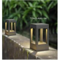 Lampu taman LED/ Lampu Dinding minimalis/ Lampu pagar Lampu pilar IP65 - Bulat