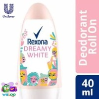 Rexona Dreamy White Deodorant Roll On
