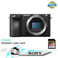 Sony Alpha ILCE a6500 - a6500L Body Only