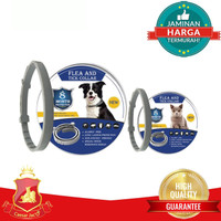 Kalung Anti Kutu Anjing Kucing Kelinci - Collar Obat Kutu Hewan