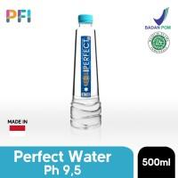 Perfect Water pH 9.5 (500ml) Alkaline Water