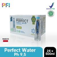 Perfect Water pH 9.5 (500ml) / DUS (24 PCS)