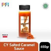 Salted Caramel Sauce CY 650g