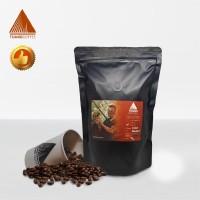 Premium - Roasted Bean 1kg - Natural Robusta - Flores Manggarai