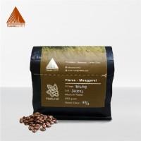 Specialty-Roasted Bean 250gr-Natural Arabica-Flores Manggarai-Kartika