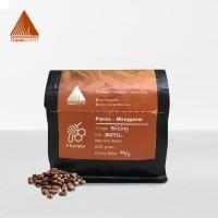 Specialty-Roasted Bean 250gr-Honey Arabica-Flores Manggarai-Kartika