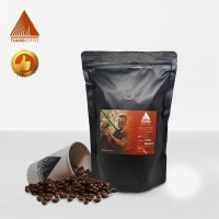 Premium - Roasted Bean 250gr - Natural Robusta - Flores Manggarai