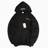 Jaket Sweater Hoodie Champion Vetements Premium