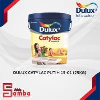 DULUX CATYLAC PUTIH 15-01 (25KG)