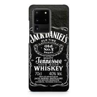 Hard Case Jack Daniels Black Vintage For Samsung Galaxy S20 Ultra