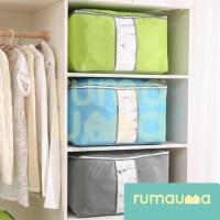 RUMAUMA Cloth Storage Penyimpanan Baju Laundry Bedcover Selimut Murah
