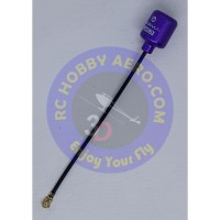 Iflight Sigma 5.8GHz 60mm LHCP UFL FPV Antenna (Purple)