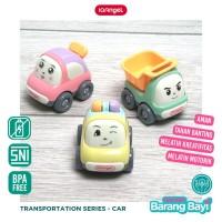 IQ ANGEL Car Toys / Mainan Edukasi Anak / Mainan Bayi Karakter Mobil