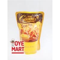 EURO GOURMET CHEESE SAUCE 500GR / SAUS KEJU