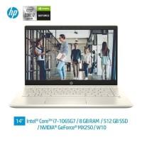 Laptop HP Pavilion 14-ce3072TX Core i7-1065G7 8GB 512GB MX250 14 W10