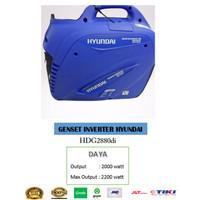 2880di Genset Inverter Hyundai HDG 2880 di-N