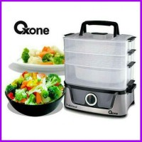 Oxone Ox 262N Food Steamer Ox 262N Alat Pengukus Makanan Serbaguna