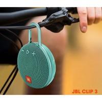 JBL CLIP-3 SPEAKER BLUETOOTH ANTI AIR MURAH EXTRA POWER FULL BASS