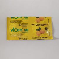 Vitamin c - vicee 500