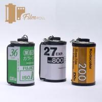 Gantungan Kunci Film Roll 1 Kodak