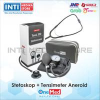 ONEMED - Tensimeter Aneroid 200 & Stetoscope | Tensimeter Manual