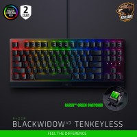 Razer Blackwidow V3 Chroma Tenkeyless TKL Mechanical Gaming Keyboard