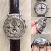 Jam Tangan Patek Philippe Grand Complication 6300G Silver Dial