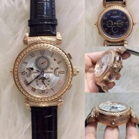 Jam Tangan Patek Philippe Grand Complication 6300G Rosegold Dial White
