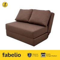 Fabelio - Sofa Bed Doju - Walnut
