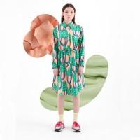 Nadjani X The Babybirds - Dress Vonia - Peach