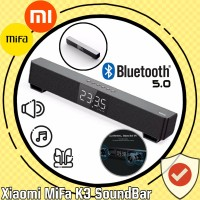Xiaomi MiFa Soundbar K3 Bluetooth Speaker Dual Stereo LCD Display AUX