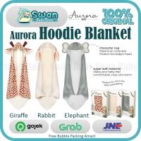 Aurora Hoodie Blanket / Selimut Topi