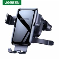 Ugreen 2020 car air vent mobil phone holder gravity auto stand mount