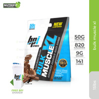 BPI Bulk XL Gainer BPI Bulk Muscle XL 15 lbs 15lbs