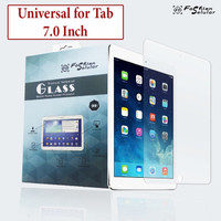 Advan Tablet X7 Pro 7 Inc Anti Gores Tempered Glass Screen Guard Clear