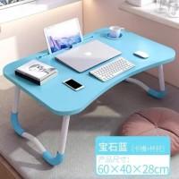 Meja belajar anak / meja portable / meja laptop lipat