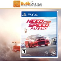Need for Speed Payback PS4 NFS Payback PS4