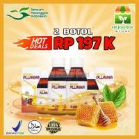 PROMO Madu Diet Detox Pelangsing Buah Plum Royal Pulmina - Paket Sukak