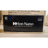 KACAMATA K-ION NANO - REGULER BLACK / HITAM | K LINK | ANTI RADIASI