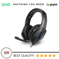 GAMING HEADPHONE ONIKUMA SUPERBASS LED INCLUDE MICROPHONE