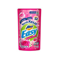 Attack easy detergen cair romantic flower 800 ml
