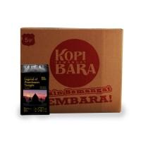 Kopi House Blend Kopi Bara PRAMBANAN TEMPLE Blend 10Pcs @1Kg