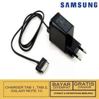 Samsung Travel Charger for Tab 1 Tab 2 Galaxy Note 10.1 Original Hitam