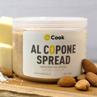 "Al Copone ""Almond Butter"" Spread (Handcrafted Spread / Selai / Jam)"