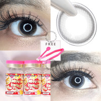 MINI SOFT 14.2MM + FREE PINSET SOFTLENS KITTY KAWAII