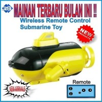 Mainan anak / Mainan Remote Control RC Kapal Cepat Selam Submarine