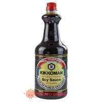 Kikkoman Soy Sauce 1.6 / 1,6 / Liter ltr lt L