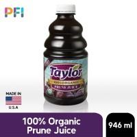 Taylor Prune Juice Organic Naturally Sweet 946 ML