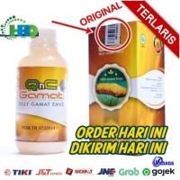 QnC Jelly Gamat Terlaris 100% Asli Emas - Jely - Jeli - Q n C - Gold G