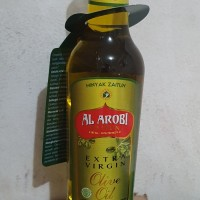 minyak zaitun al arobi 285ml extra virgin